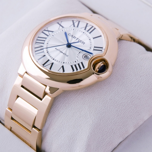 Cartier Ballon Bleu De Rose Gold replica